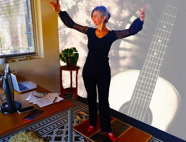 Flamenco Online Workshop - Training LeukeWorkshop.nl