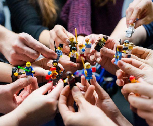 Lego Workshop Incompany Bedrijfsuitje Training LEGO GAME