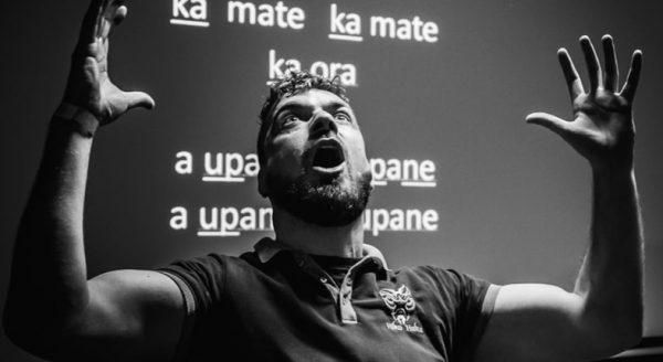 Online Haka Workshop Bedrijfsuitje