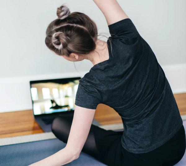 Workout Sport Zoom Training Bedrijfsuitje Online