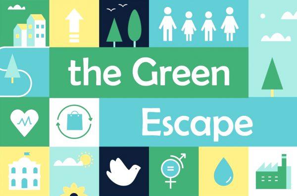 Escape Game Online - THE GREEN ESCAPE ROOM - Training LeukeWorkshop.nl