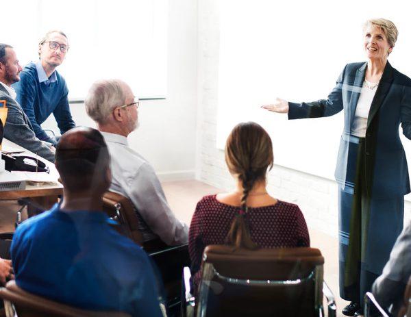 Training Presenteren Workshop Presentatie